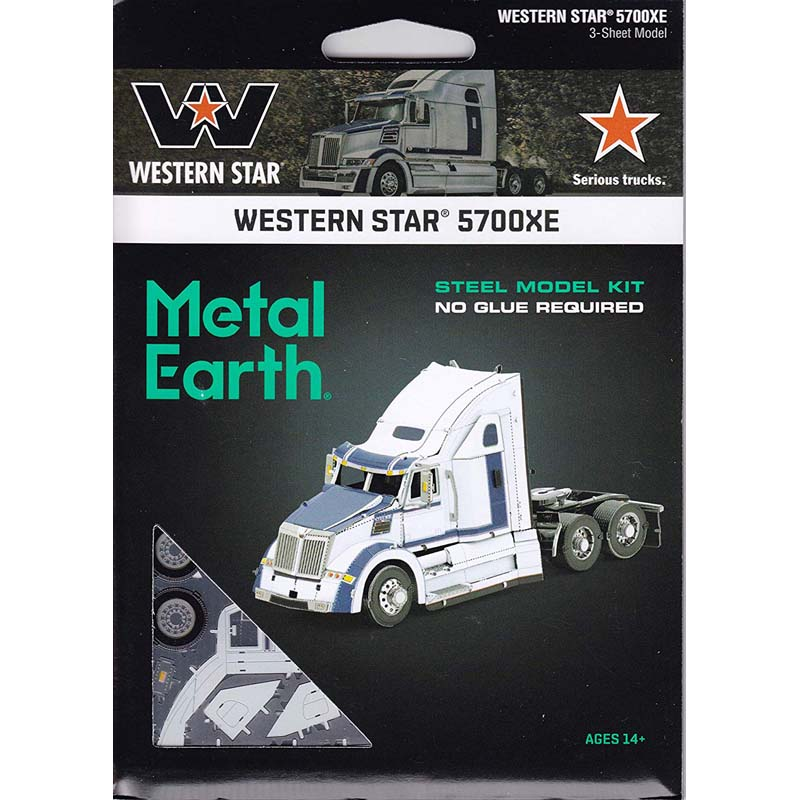 Metal Earth - Western Star 5700XE Phantom