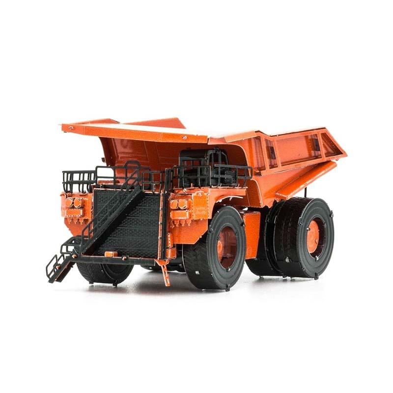Metal Earth - Mining Truck - Color