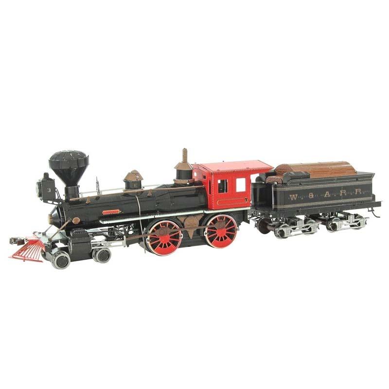 Metal Earth - Wild West 4-4-0 Locomotive