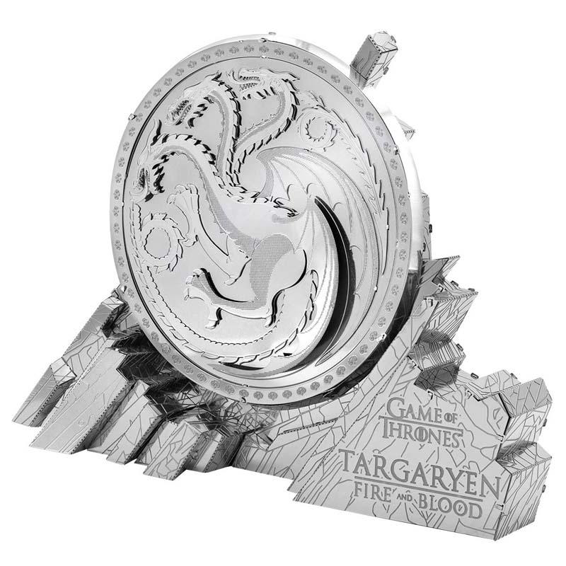 Metal Earth ICONX - Game of Thrones - Targaryen Sigil