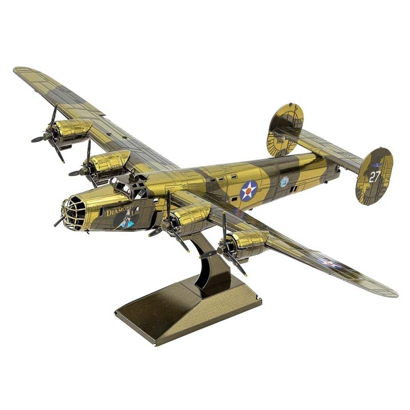 Metal Earth - B-24 Liberator