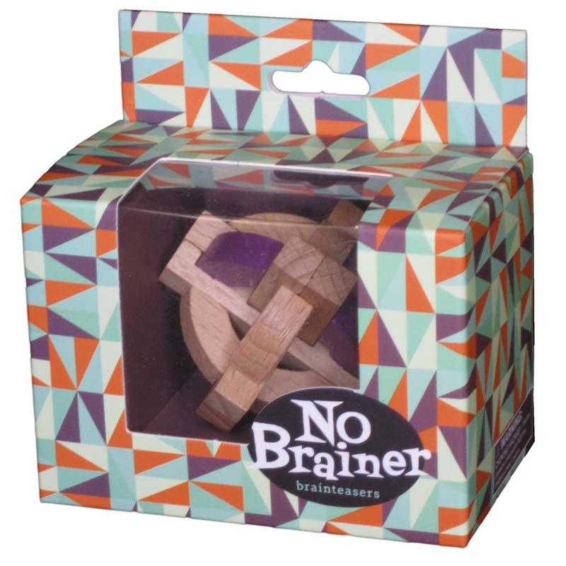 No Brainer - Purple Compass