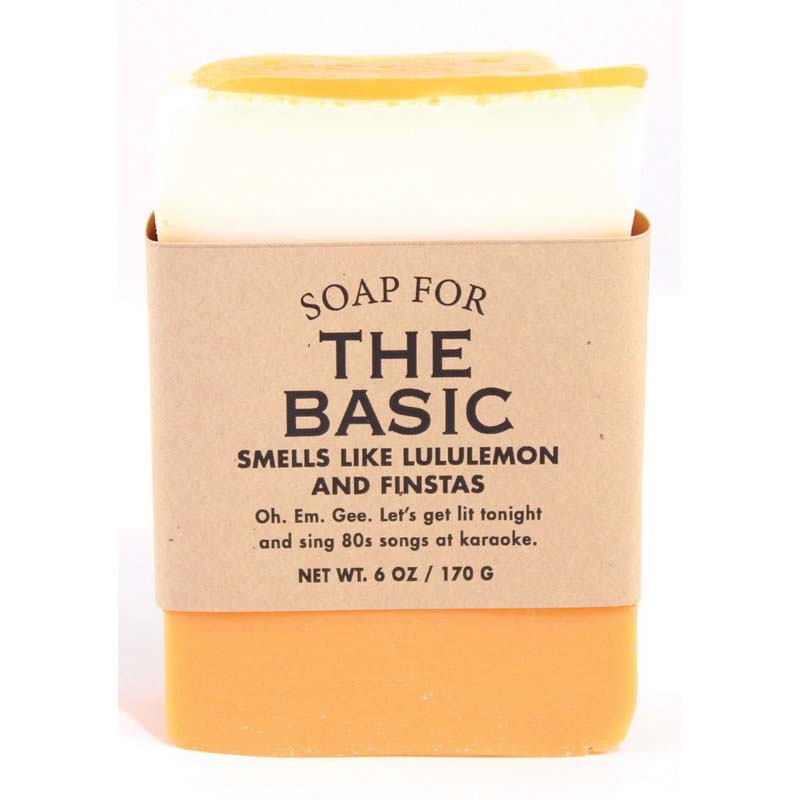 The Basic Soap