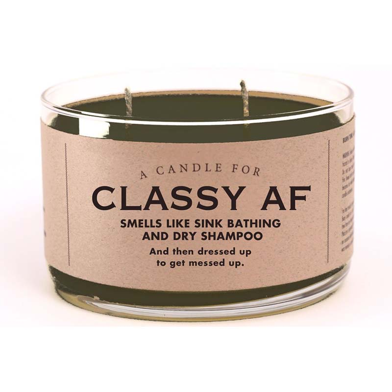 Classy AF Candle