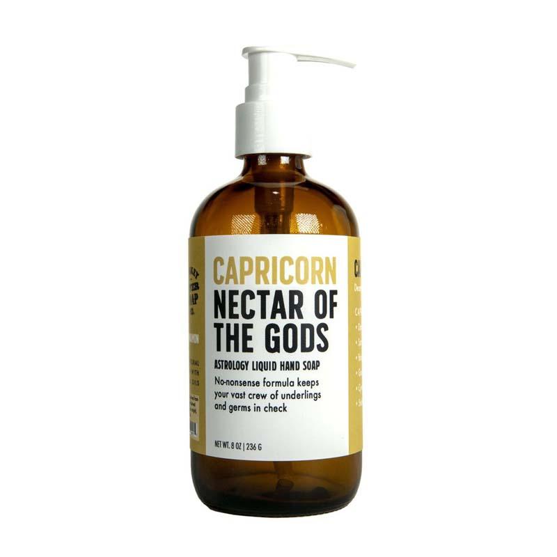 Capricorn - Astrology Liquid Hand Soap