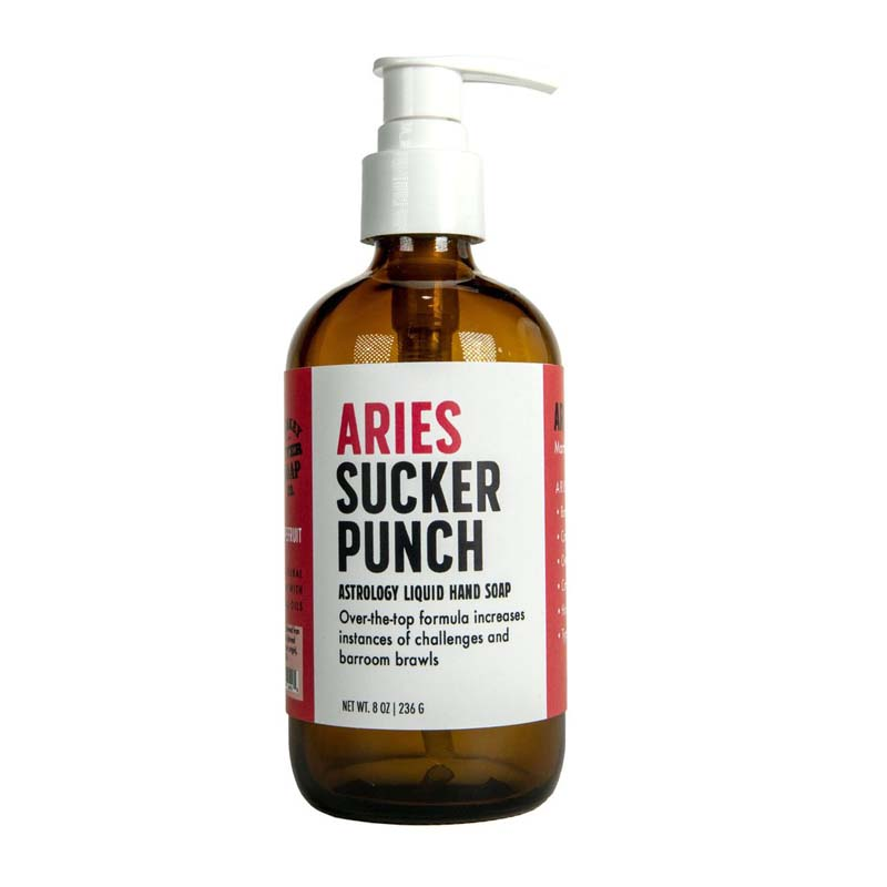 Aries - Astrology Liquid Hand Soap
