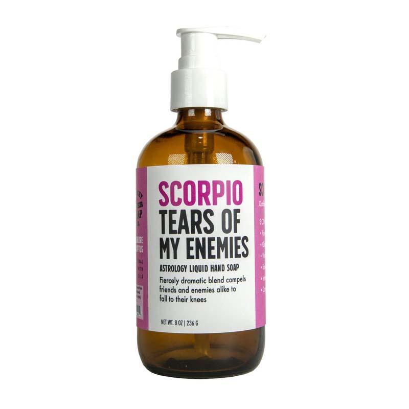 Scorpio - Astrology Liquid Hand Soap