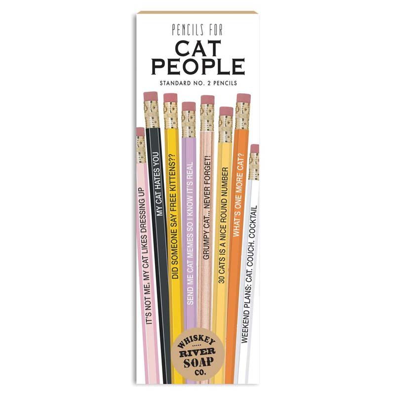 Pencils for Cat People