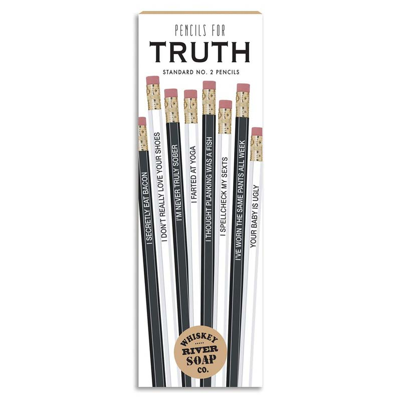 Pencils for Truth