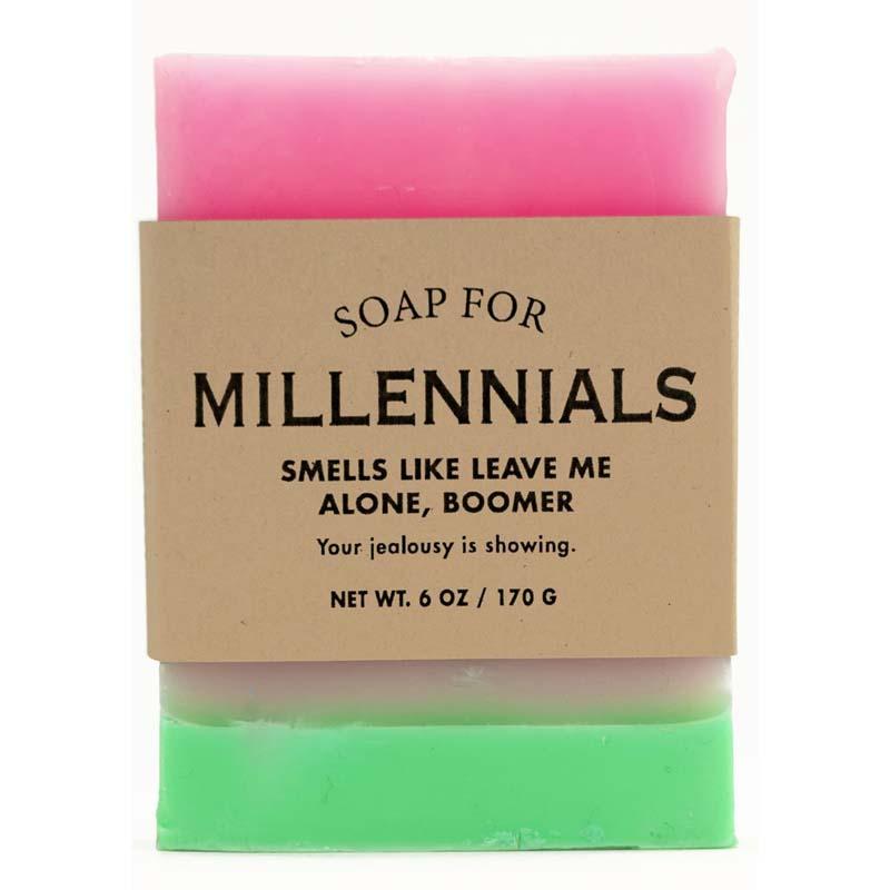 Millennials Soap