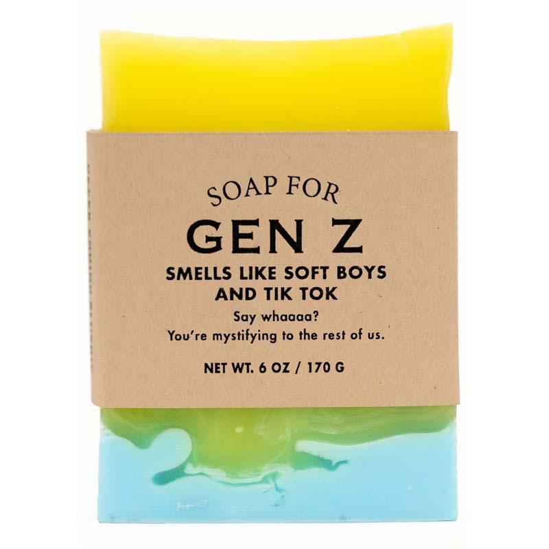Gen Z Soap
