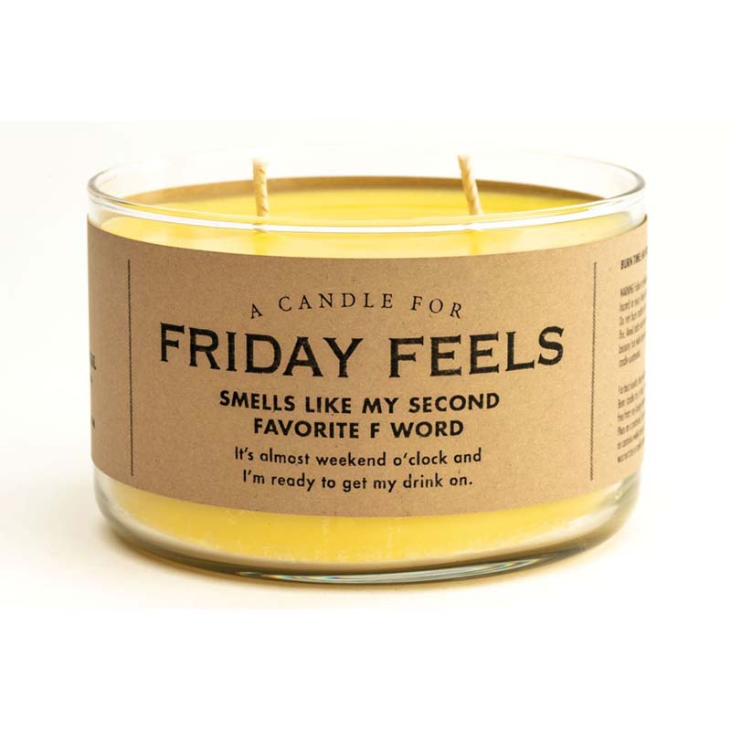 Friday Feels Candle