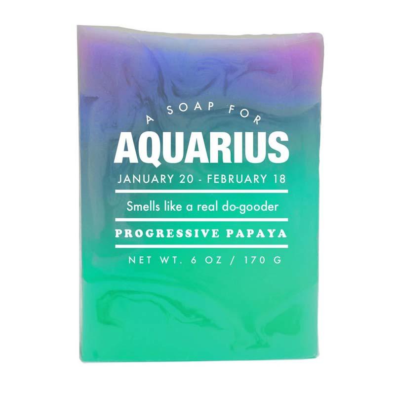 Aquarius - Astrology Soap