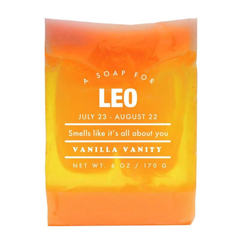 Leo - Astrology Soap
