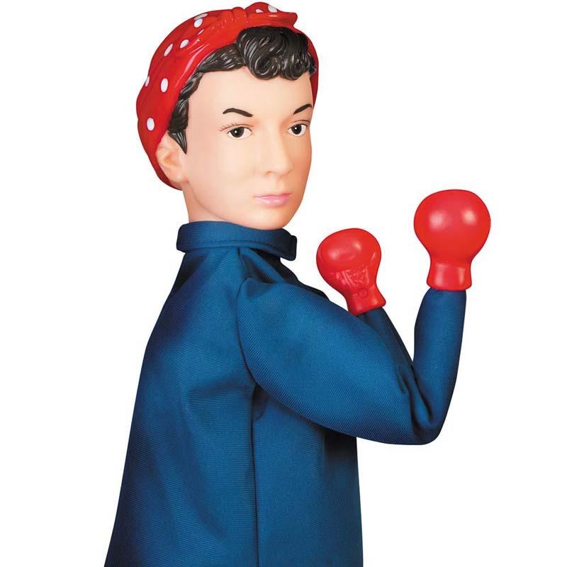 Puppet - Rosie Punching