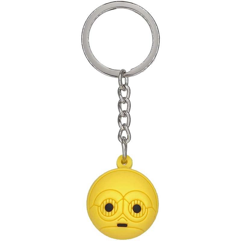 Star Wars - Icon Ball Key Ring - C-3PO