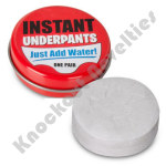Instant Underpants