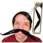 Jumbo Handlebar Mustache