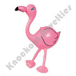 "26"" Small Inflatable Flamingo"