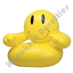 "36"" Inflatable Smile Chair"