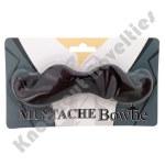 Mustache Bowtie