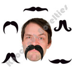 Bendable Party Mustache
