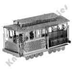 Metal Earth: San Francisco Cable Car