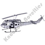 Metal Earth: Huey Helicopter