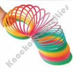 "9.5"" Jumbo Rainbow Coil Spring"