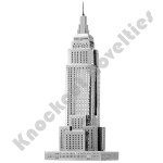Metal Earth ICONX: Empire State Building
