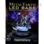 Metal Earth: LED Base - Blue