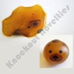 Splat Teddy Bear