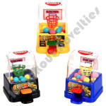 "4"" Slam Dunk Gumball Dispenser"