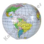 """16"""" Inflatable Globe"""