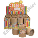 36 Piece Color Pencil Set