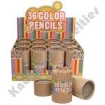 36 Piece Color Pencil Set