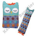 Cozy Critter Herbal Neck Warmer - Owl