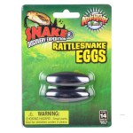 Magnetic Rattle Snake Eggs