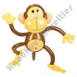 """27"""" Inflatable Monkey"""