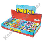 (50 Count) Plastic Stamps
