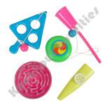 (64 Count) Pinata Toys