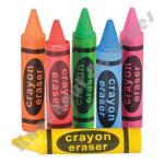 (36 Count) Crayon Erasers