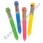 Shuttle Pen with 10 Colors