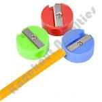 Plain Pencil Sharpener