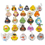 "2"" Alphabet Duckies Set"