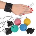 "(Dozen) 2.25"" Solid Color Wrist Return Ball"