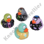 (Dozen) Zombie Rubber Ducks