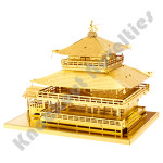 Metal Earth: Gold Kinkaku-ji