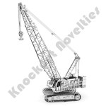 Metal Earth: Crawler Crane