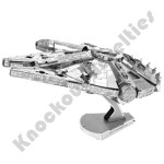 Metal Earth ICONX: Star Wars - Millennium Falcon